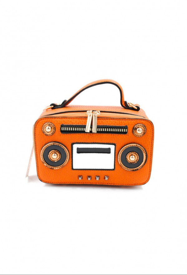 Sac à main Radio - Orange