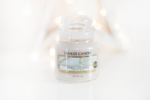 Bougie Yankee Candle -Cachemire Delicat PM