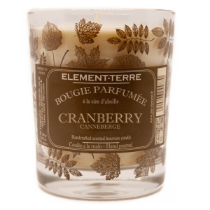Bougie Cranberry 200g