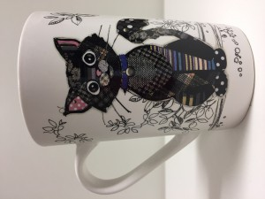 Mug GM Chat noir