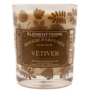 Bougie Vetiver 200g
